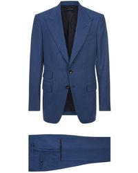 Tom Ford - Wool Shelton Suit - Lyst