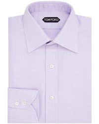 Tom Ford - Basket Weave Shirt - Lyst