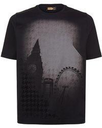 Zilli - London Skyline T-shirt - Lyst