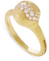 Marco Bicego - Africa Gold Wave Ring - Lyst