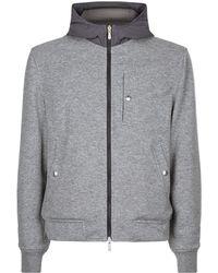 Brunello Cucinelli - Reversible Jacket - Lyst