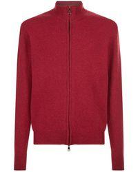 Hackett - Knitted Sweater - Lyst
