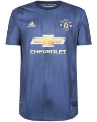 adidas - Manchester United Football Jersey T-shirt - Lyst