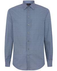 Emporio Armani - Star Print Shirt - Lyst
