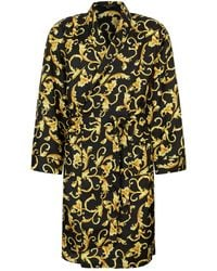9f964f12fd Lyst - Men s Versace Dressing gowns and robes On Sale