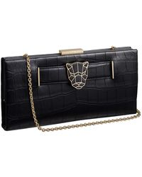Cartier - Panthre De Crocodile Clutch Bag - Lyst