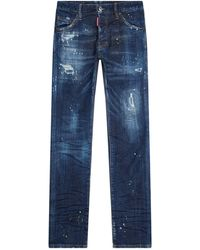 DSquared² - Cool Guy Tapered Jeans - Lyst