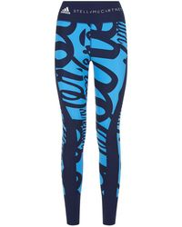 adidas By Stella McCartney - Training Compression Leggings - Lyst