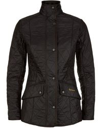 Barbour - Cavalry Quilted Jacket - Lyst
