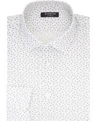 Harrods - Cotton Palm Printed Shirt - Lyst