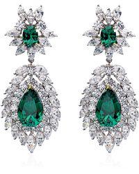 Carat* - Evergreen Earrings - Lyst