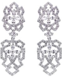 Carat* - Thyra Heroines Drop Earrings - Lyst