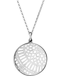 Links of London - Timeless Large Pendant Arch Necklace - Lyst