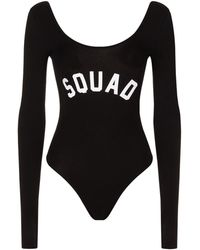 Private Party - Squad Long Sleeve Body - Lyst