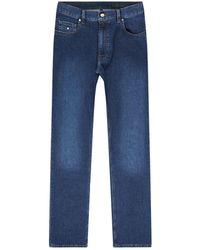 Z Zegna - Straight Leg Jeans - Lyst