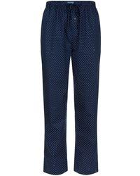 Ralph Lauren - Polka Dot Pyjama Trousers - Lyst