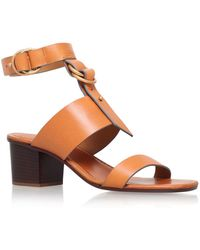 Chloé - Kingsley Sandals 50 - Lyst