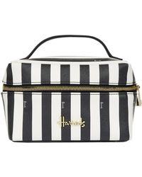 Harrods - Boutique Multi Stripe Large Cosmetic Bag - Lyst