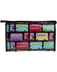 Harrods - Bus Cosmetic Bag - Lyst