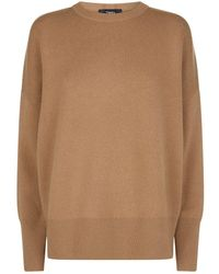 Theory - Dropped Shoulder Jumper - Lyst