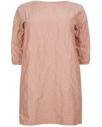 Eileen Fisher - Organic Cotton Dress - Lyst