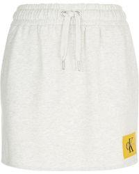 Calvin Klein Jeans - True Icon Skirt - Lyst