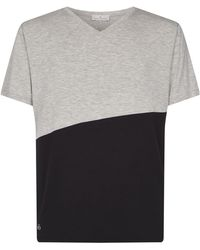 Homebody - Colour Block Lounge T-shirt - Lyst