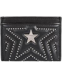 Stella McCartney - Star Studded Card Holder - Lyst