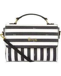 Harrods - Boutique Multi Stripe Grab Bag - Lyst