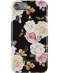 Harrods - Floral Iphone 7/8 Case - Lyst