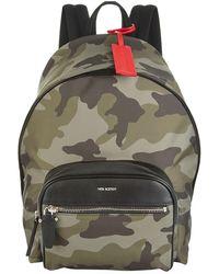 Neil Barrett - Camouflage Backpack - Lyst