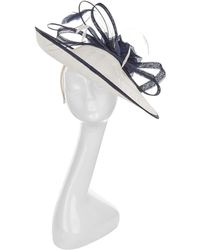 Peter Bettley - Embellished Side Sweep Hat - Lyst