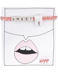 Venessa Arizaga - Sweet Tooth Bracelet - Lyst