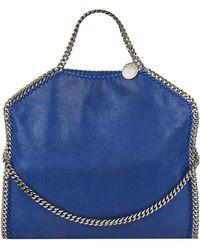 Stella McCartney - Falabella Fold Over Tote Bag - Lyst