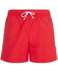 Thom Browne - Classic Swim Shorts - Lyst