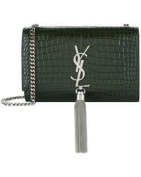 Saint Laurent - Small Kate Tassel Shoulder Bag - Lyst
