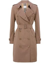 Burberry - Kensington Trench Coat - Lyst