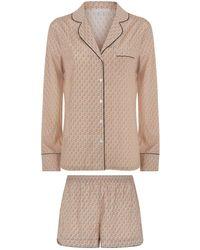 Stella McCartney - Scotty Dog Pyjama Set - Lyst