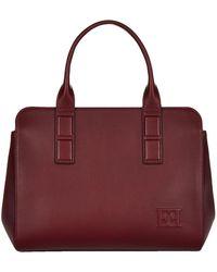 ESCADA - Medium Leather Tote Bag - Lyst
