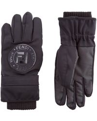 Fendi - Ski Gloves - Lyst