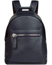 Tom Ford - Leather Backpack - Lyst