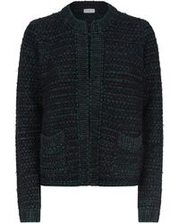 Sandro - Crepide Knit Cardigan - Lyst
