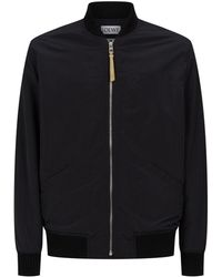 Loewe - Graphic Bomber Jacket - Lyst