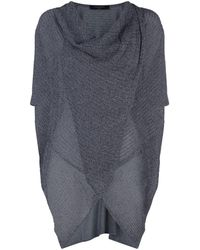 AllSaints - Itat Twist Sweater - Lyst