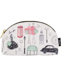Harrods - City Style Cosmetic Bag - Lyst