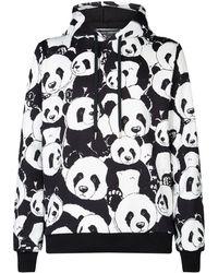 f645ada7e61ed A Bathing Ape City Camo Panda Full Zip Hoodie Black in Black for Men ...