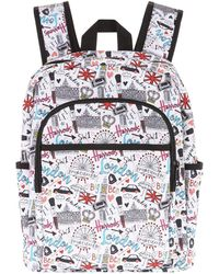Harrods - Doodle London Backpack - Lyst