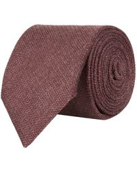 Corneliani - Textured Tie - Lyst