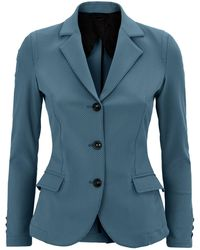 Cavalleria Toscana - Perforated Riding Jacket - Lyst