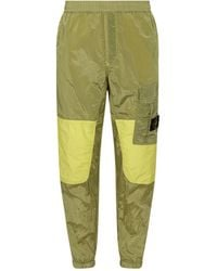 Stone Island - Reflective Trousers - Lyst